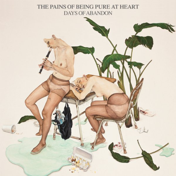 "image for article ""Simple and Sure"" – The Pains of Being Pure at Heart [SoundCloud Audio Stream]"