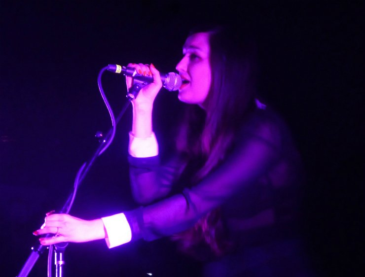 image for article Cults at Music Hall Of Williamsburg, NYC - Presented by Steve Madden Music 3.6.2014 [Zumic Review, Photos + YouTube Video]