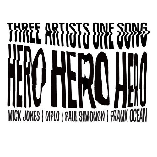 Hero-paul-simonon-Mick-Jones-Diplo-Frank-Ocean-Converse-SoundCloud-single-cover