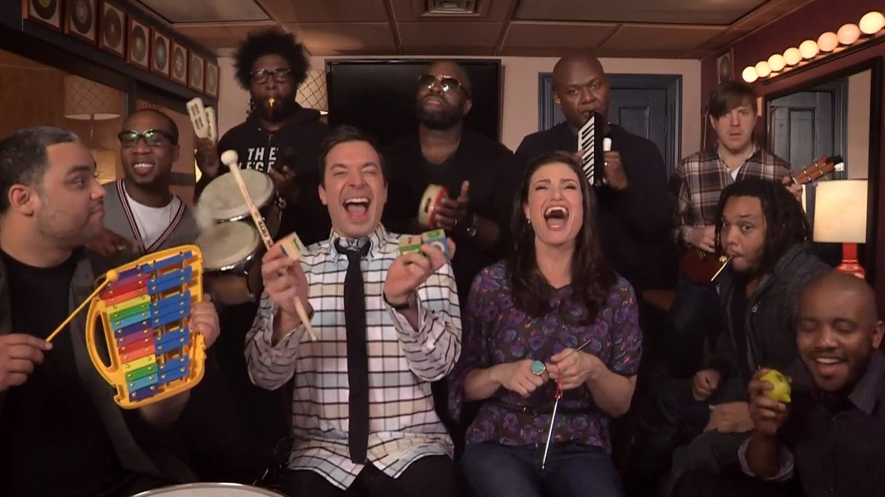 Idina-Menzel-The-Roots-Jimmy-Fallon-Let-It-Go-Video