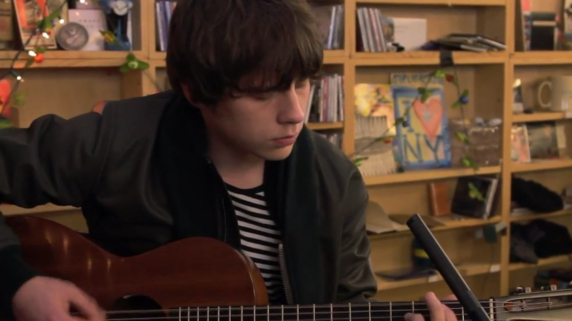 image for article Jake Bugg NPR Music Tiny Desk Concert 3.11.2014 [YouTube Video]