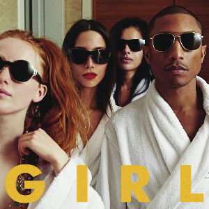 "image for article ""G I R L"" - Pharrell Williams [Spotify Album Stream]"