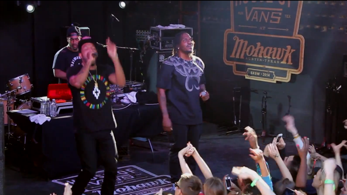 Pusha-T-Grindin-House-Of-Vans-Austin-SXSW-South-by-south-west-Tyler-the-creator-Odd-Future