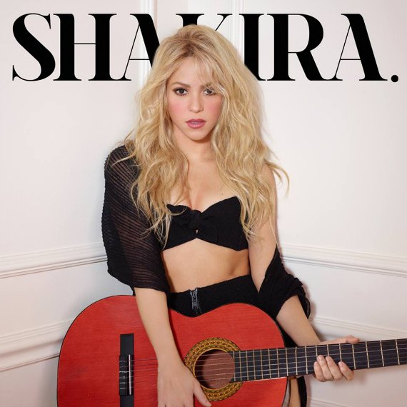 "image for article ""Shakira."" - Shakira [Spotify Album Stream]"