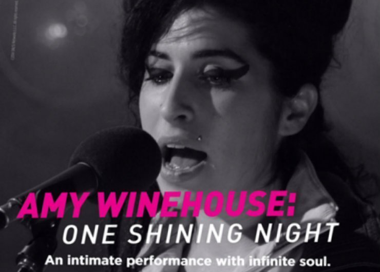 "image for article ""Amy Winehouse: One Shining Night"" Smithsonian Channel Documentary [YouTube Preview]"