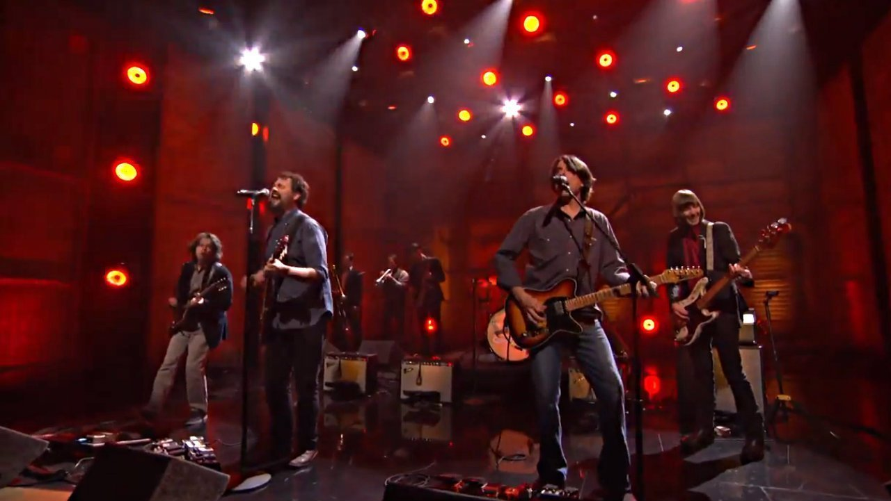 "image for article ""Shit Shots Count"" - Drive By Truckers on Conan 3.6.2014 [YouTube Video]"