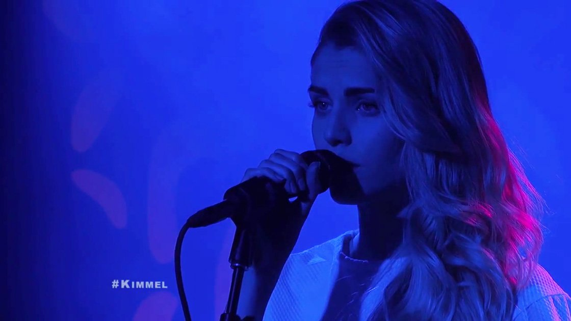 image for article London Grammar on Jimmy Kimmel 3.26.2014 [YouTube Videos]