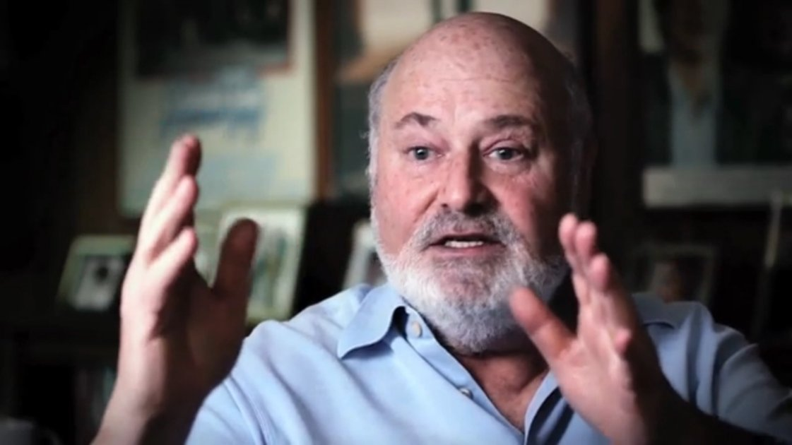 image for article Rob Reiner Discusses Toto and Black Sabbath's Unwitting Imitations of Spinal Tap [Video]