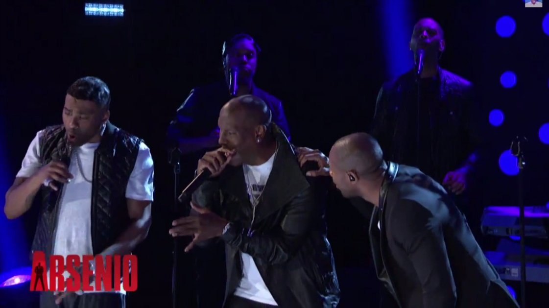 image for article TGT (Tyrese, Ginuwine, and Tank) Interview and Performance on Arsenio Hall 3.24.2014 [YouTube Videos]