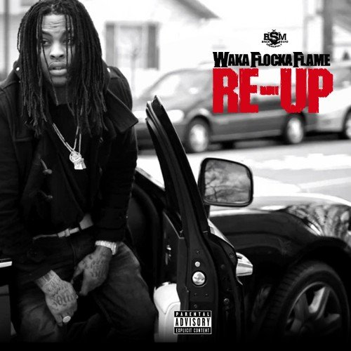 "image for article ""Re-Up"" Mixtape - Waka Flocka Flame [Free Download & Audio Stream]"