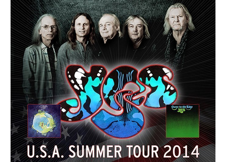 image for article Yes 2014 Tour Dates & Ticket Info Announced
