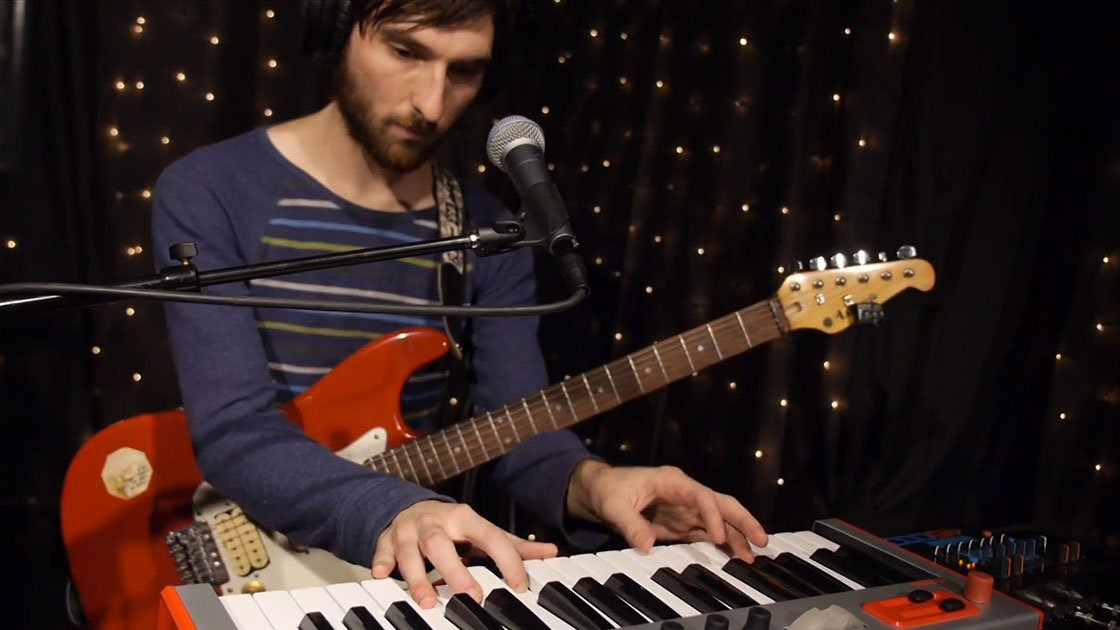 image for article Mutual Benefit Live on KEXP 1.22.2014 [YouTube Video]