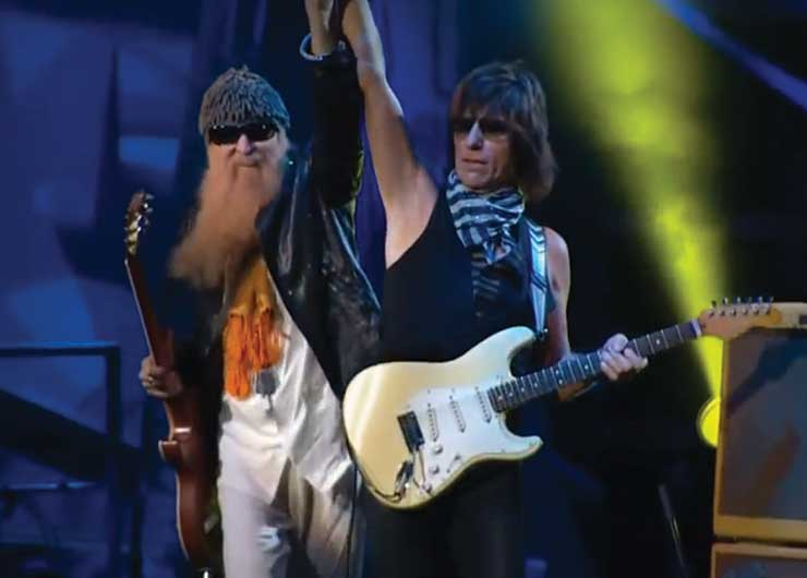 image for article Jeff Beck & ZZ Top 2014 Tour Dates & Ticket Sales Announced