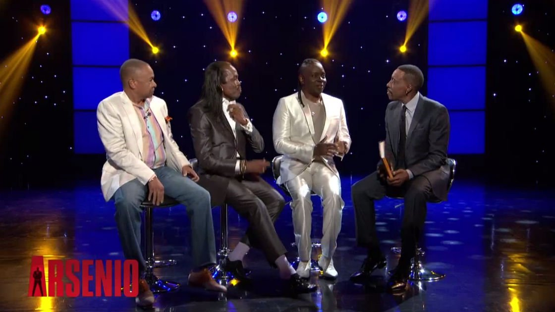 image for article Earth, Wind & Fire Performance & Interview On The Arsenio Hall Show 4.24.2014 [YouTube Videos]