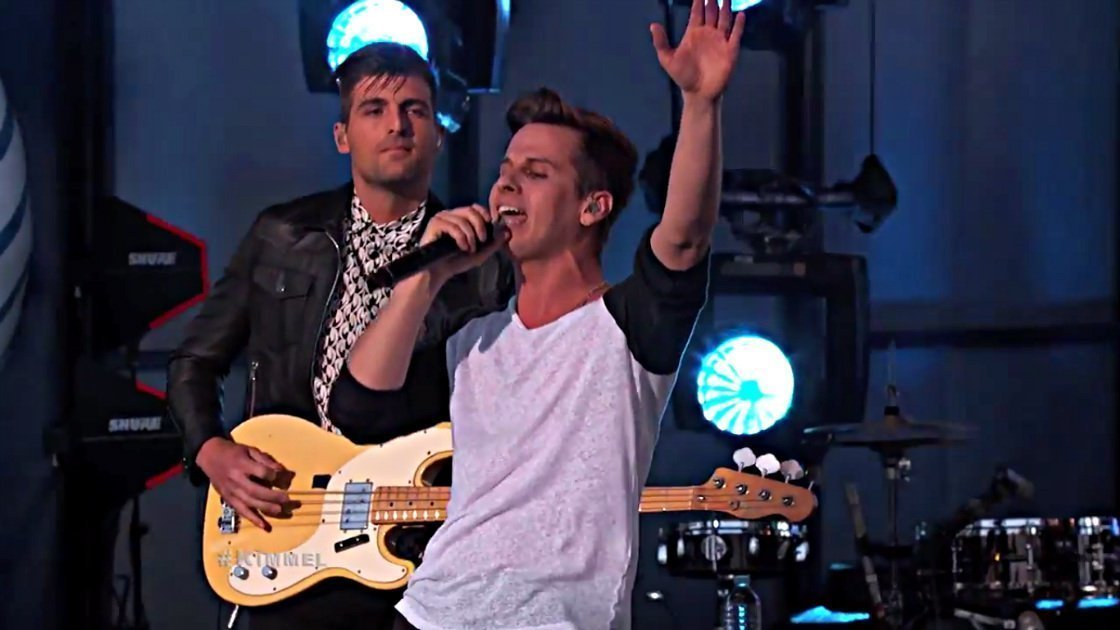 "image for article ""Are You What You Want To Be?"" & ""Best Friend"" - Foster The People on Jimmy Kimmel Live 4.23.2014 [YouTube Videos]"