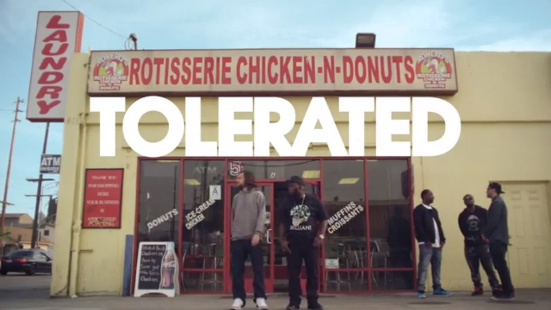 "image for article ""Tolerated"" - Girl Talk & Freeway ft Waka Flocka Flame [YouTube Official Music Video]"