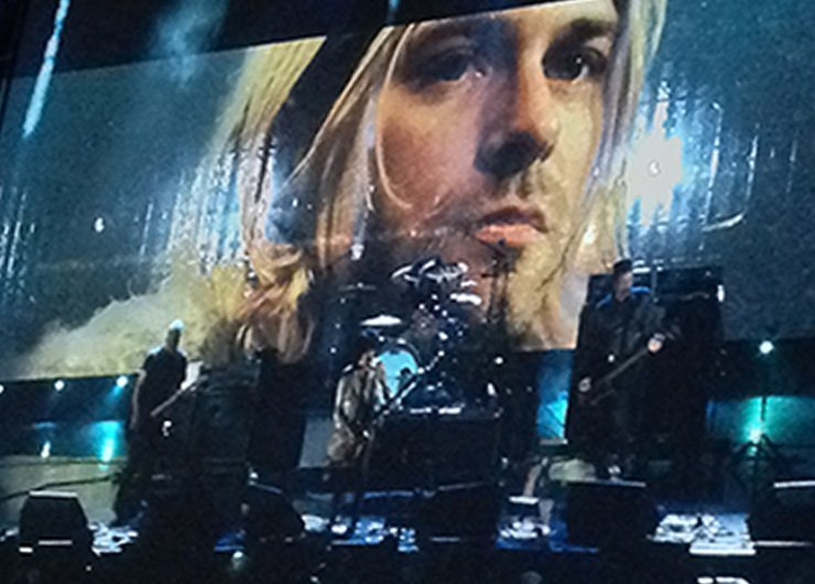 image for article 2014 Rock and Roll Hall of Fame Induction Ceremony at Barclays Center, Brooklyn, New York 4.10.2014 [Zumic Review, Pics, YouTube Video]