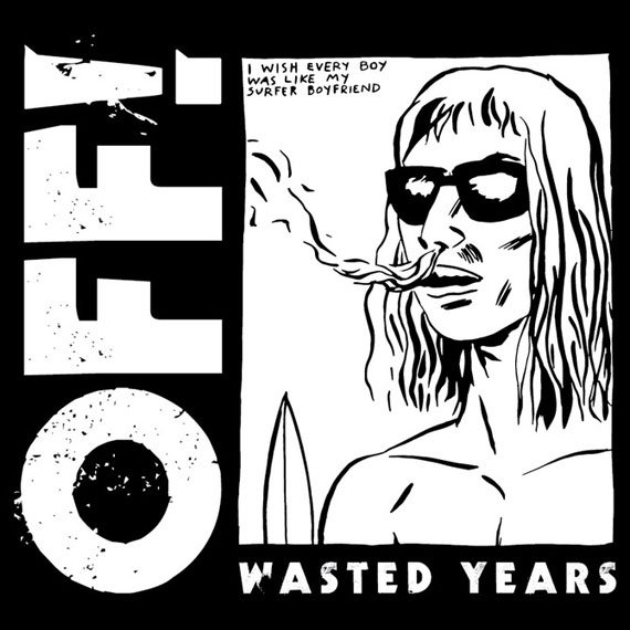 off-wasted-years-album-cover-art