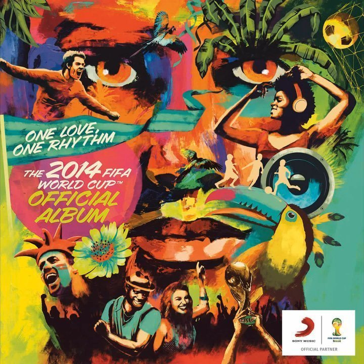 "image for article 2014 World Cup Song ""We Are One (Ole Ola)"" - Pitbull ft J. Lo [YouTube Official Audio]"