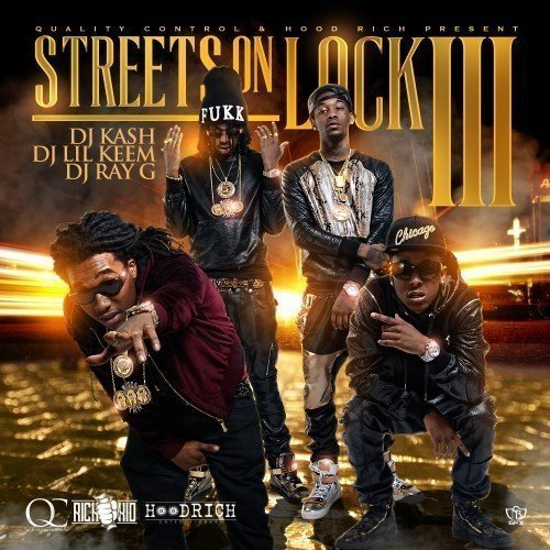 "image for article ""Streets On Lock 3"" - Migos & Rich The Kid [Full Mixtape Stream + Download]"
