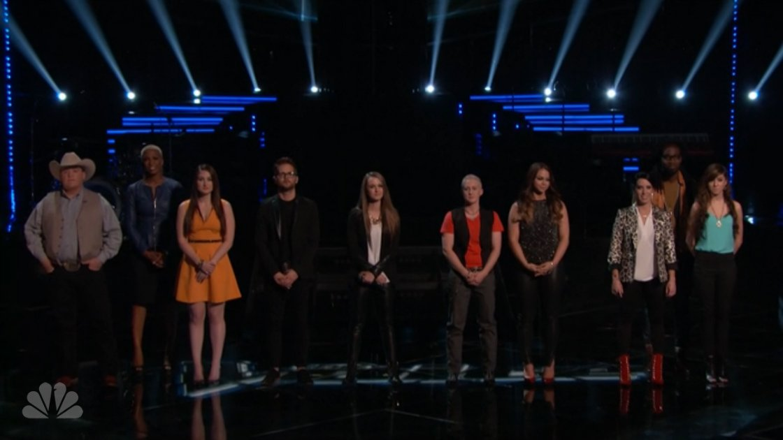 "image for article ""The Voice"" - Top 10 Performances & Eliminations (Season 7: Episode 22 & 23) [Official Videos + Zumic Recap]"