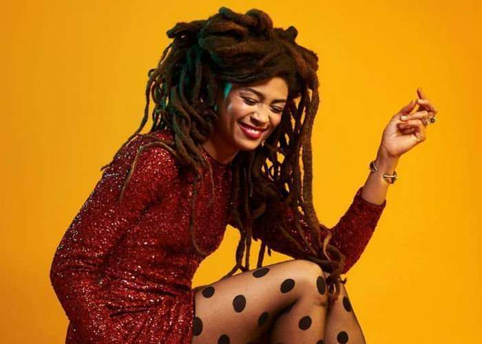 image for artist Valerie June