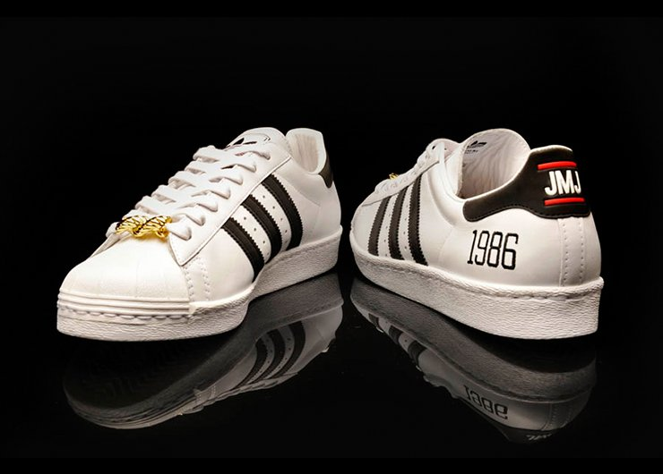Adidas Superstar x Run DMC