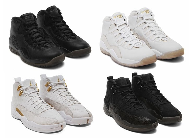 Air Jordan OVO Collection x Drake