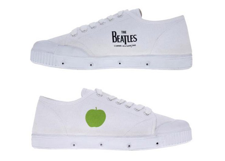 Comme Des Garcons x Spring Court x The Beatles Inside