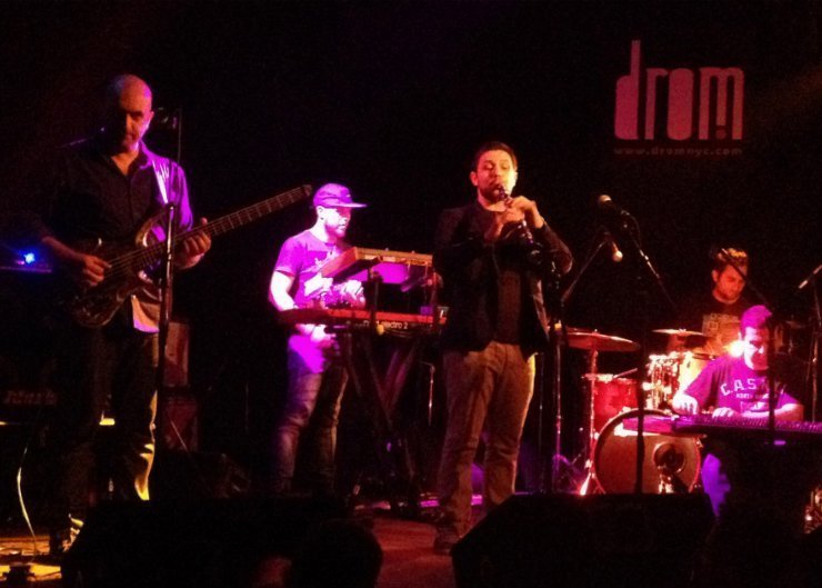 image for article NY Gypsy All-Stars Ooze Originality at DROM in NYC 5.20.2014 [Zumic Review + Photos]