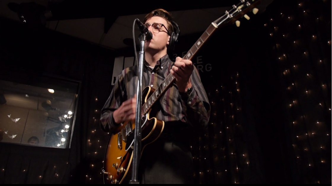 image for article Nick Waterhouse Live on KEXP 3.11.2014 [YouTube Video]