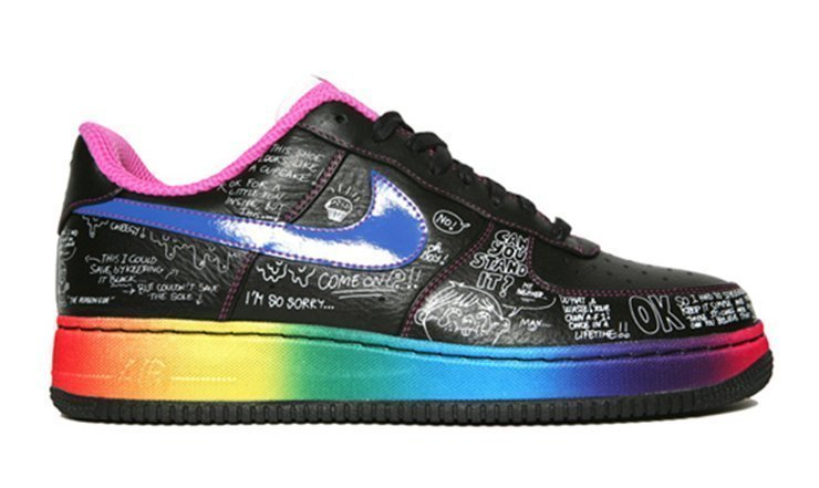 Nike Air Force 1 x Busy P