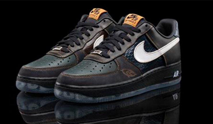 Nike Air Force 1 x DJ Premier