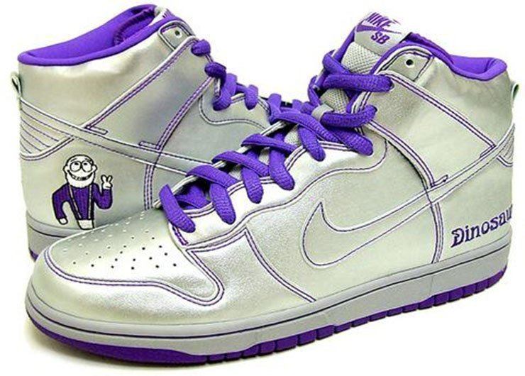 Nike Dunk High x Dinosaur Jr