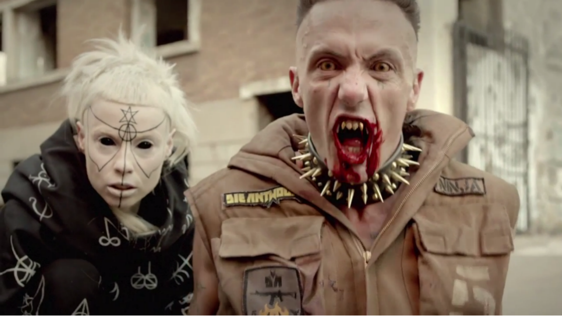 "image for article ""Pitbull Terrier"" - Die Antwoord [YouTube Official Music Video]"