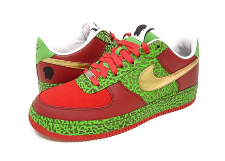 Questlove x Nike Air Force 1