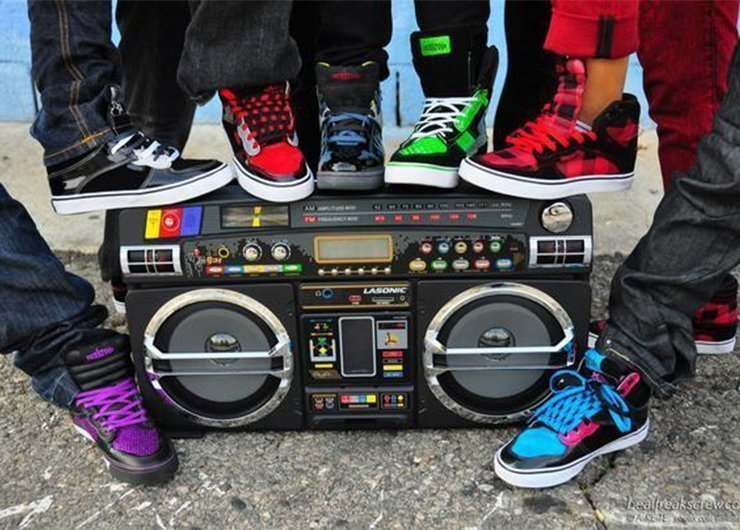 image for article Where did you get those?! Part 2: The Best Music / Sneaker Collaborations Of All Time