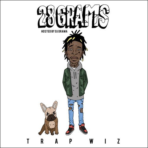 "image for article ""28 Grams"" - Wiz Khalifa & DJ Drama [DatPiff Mixtape Stream + Free Download + Zumic Review]"