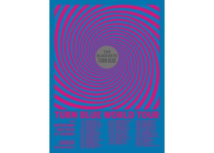 "image for article The Black Keys ""Turn Blue"" 2014 Tour Dates & Ticket Sales"