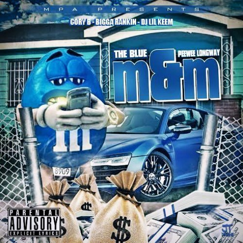 "image for article ""The Blue M&M"" - PeeWee Longway [Official Full Mixtape Stream + Free Download]"