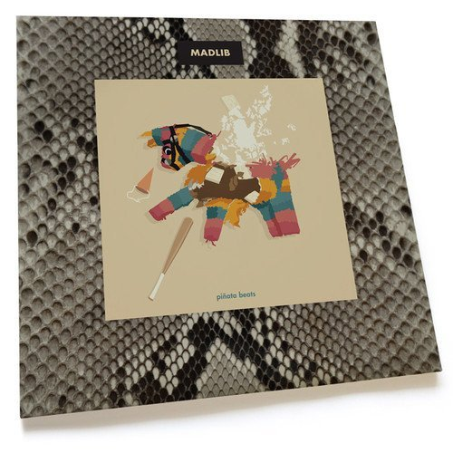 madlib-real-pinata-instrumental-vinyl-cover-art