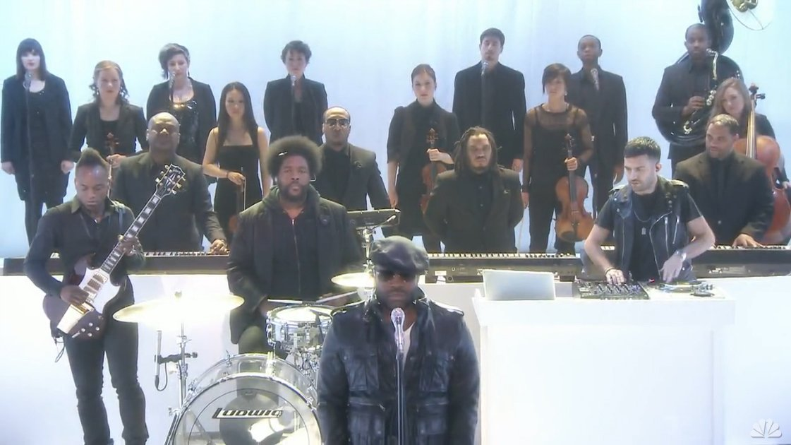 "image for article ""Never"" - The Roots feat A-Trak & The Metropolis Ensemble Live on Fallon 5.20.2014 [Official Video]"
