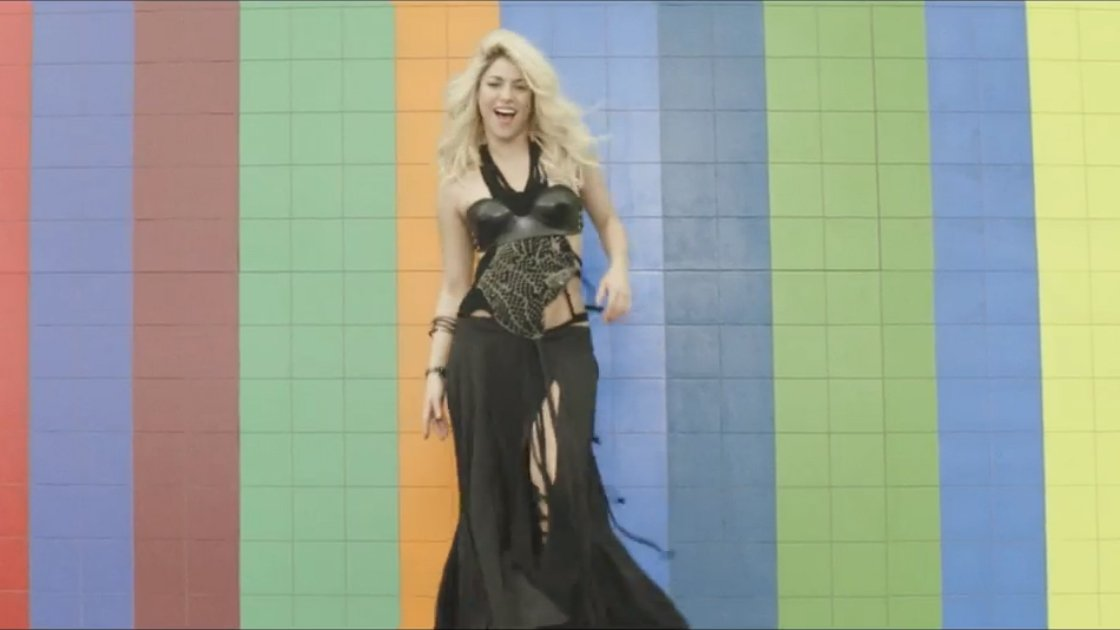 "image for article ""Dare (La La La)"" - Shakira [YouTube Official Music Video + Spanish & World Cup Versions]"