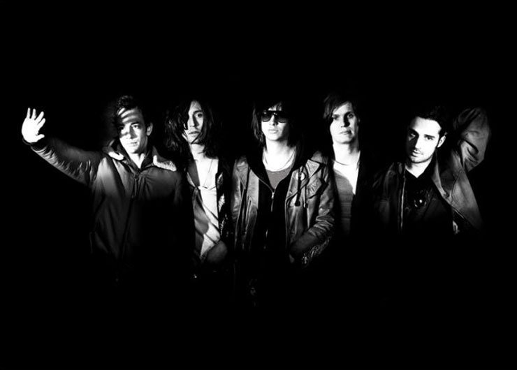 the-strokes-first-concert-3-years