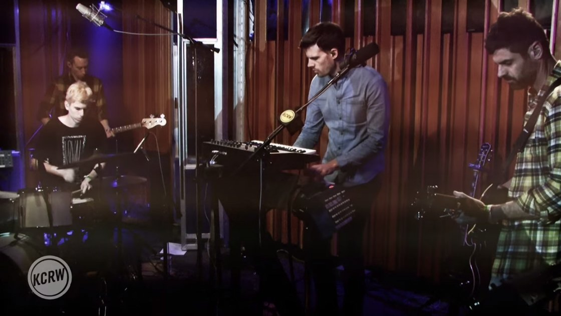 image for article Tycho Full Performance & Interview on KCRW 5.8.2014 [Official Video]