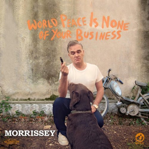 "image for article ""World Peace is None of Your Business"" - Morrissey [YouTube Promo Video]"