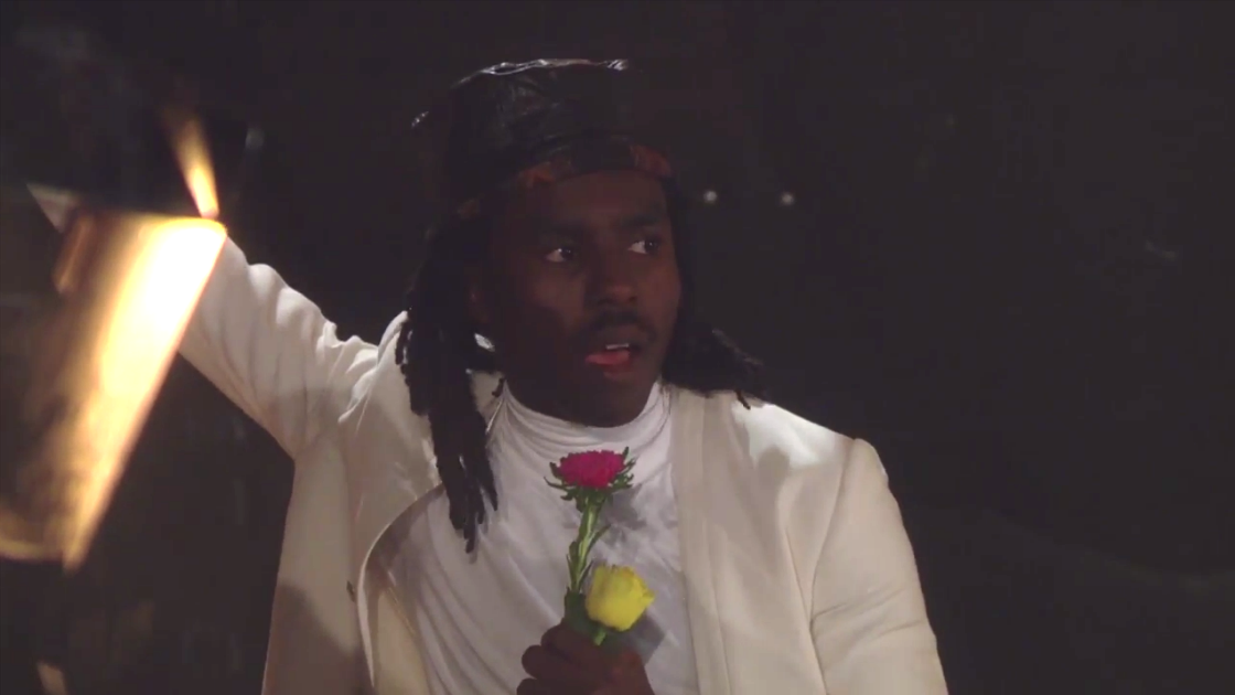 Blood-Orange-You're-Not-Good-Enough-Music-Video-Flower