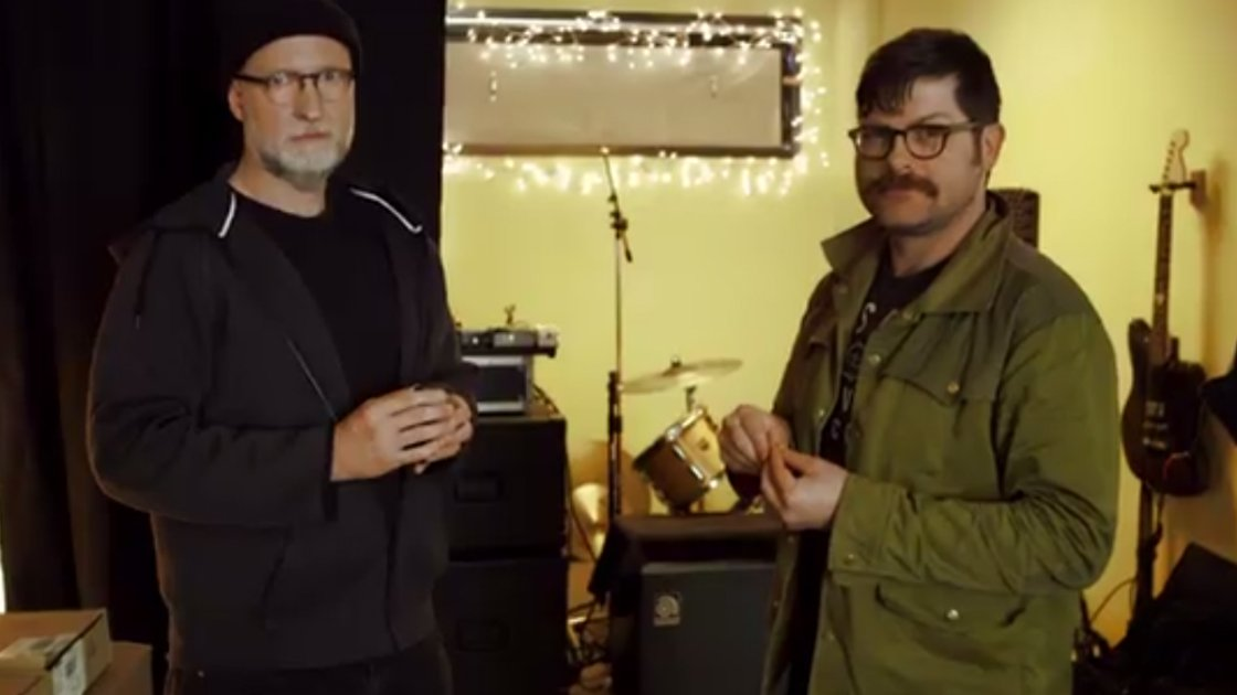 "image for article ""I Don't Know You Anymore"" - Bob Mould [Funny Or Die Official Music Video]"