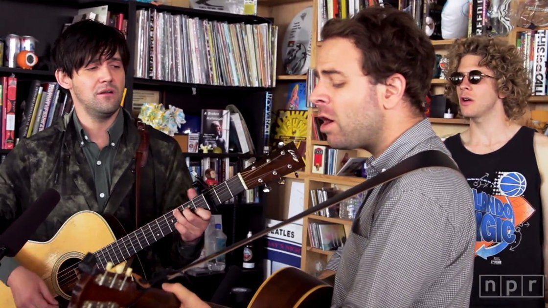 image for article Conor Oberst NPR Tiny Desk Concert 5.24.2014  [YouTube Video]
