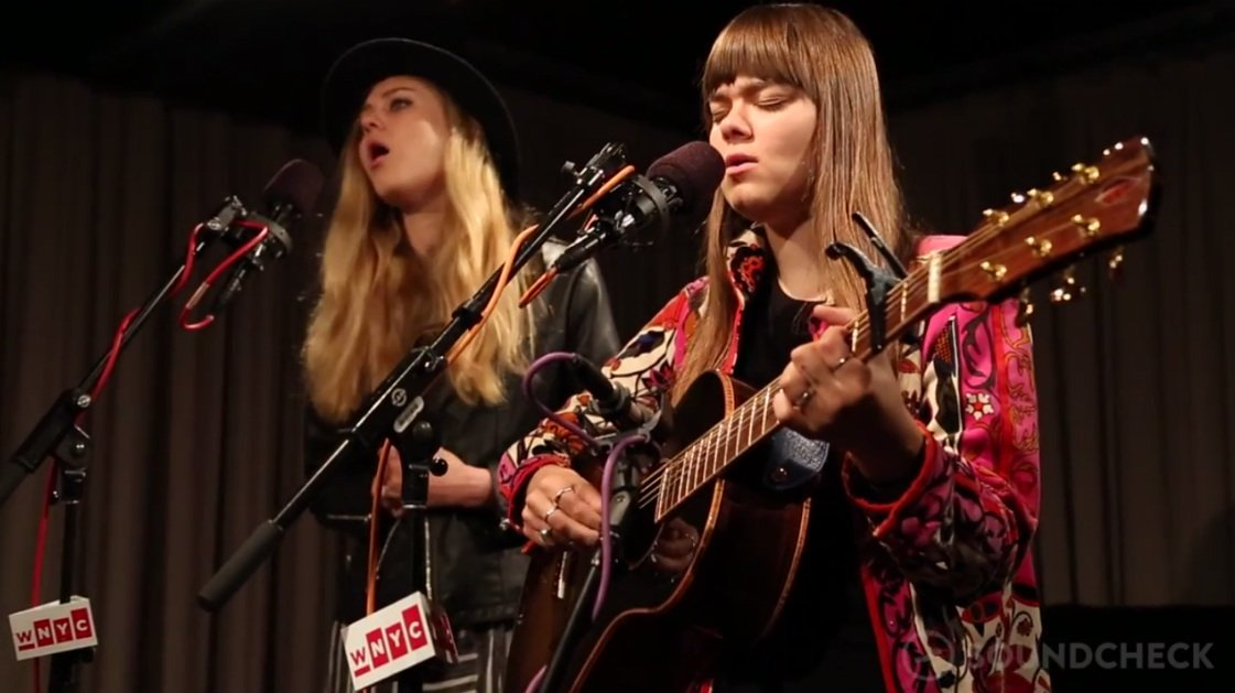 First-Aid-Kit-2014-WNYC-Soundcheck